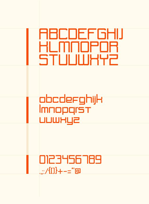 Tipo de letra Unik2